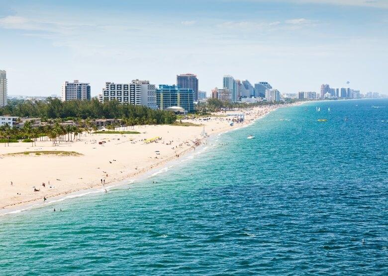 Traumhaft schöne Sehenswürdigkeit in Florida: Fort Lauderdale