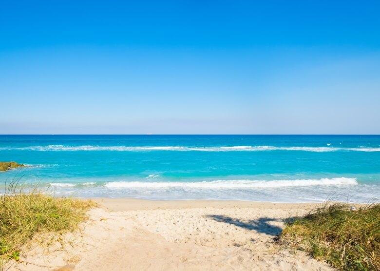 Eine der idyllischeren Sehenswürdigkeiten in Florida: West Palm Beach