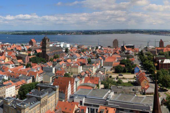 Panorama Stralsund