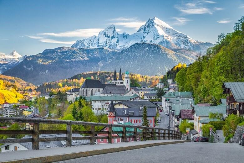 Berchtesgaden in Deutschland