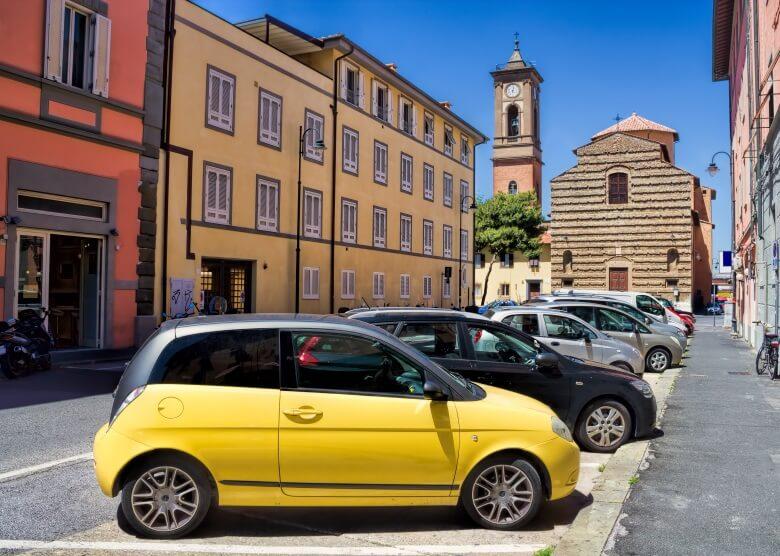 Parken in Italien