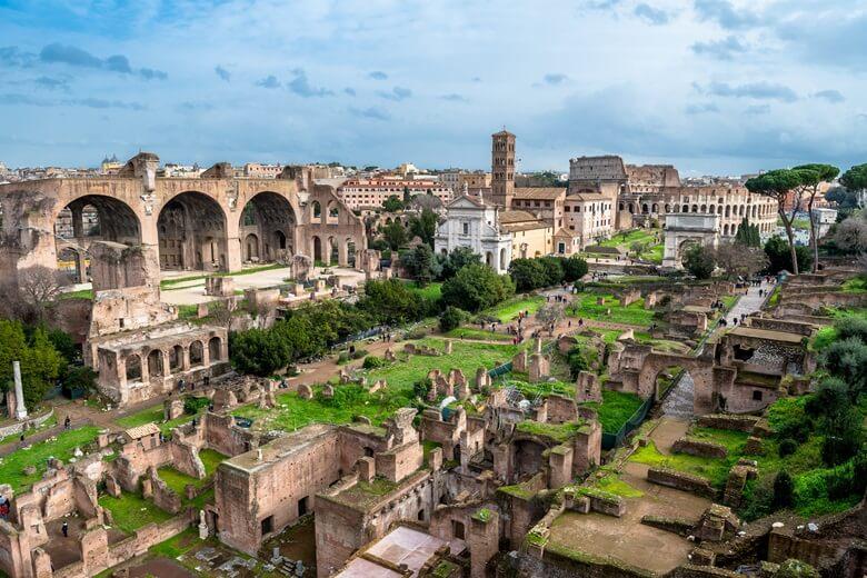Mit Kindern das alte Rom entdecken