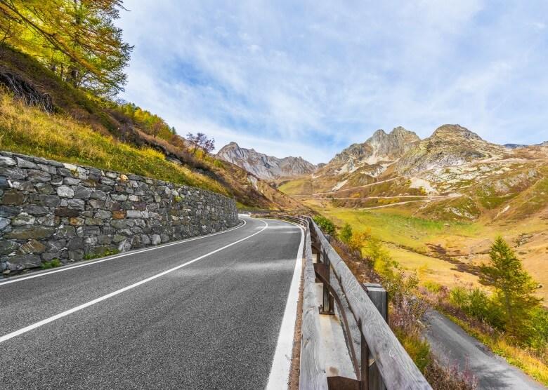 Mit dem Auto nach Italien: auf dem Weg liegen viele schöne Landschaften