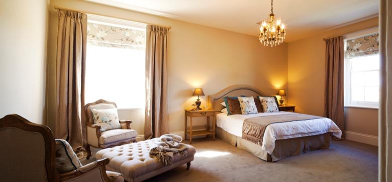 Zimmer im Kingsford Homestead Hotel in Australien