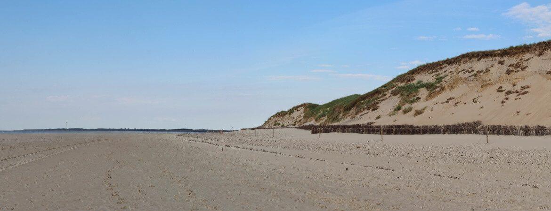 Strand Kniepsand auf der Nordseeinsel Amrum
