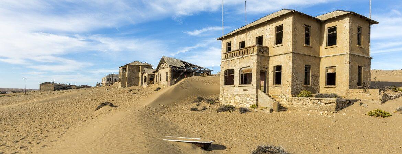 Kolmannskuppe in Namibia