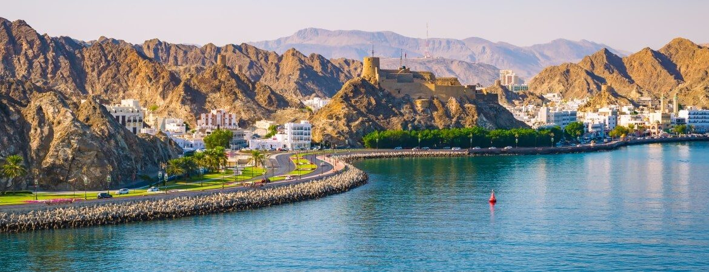 Die schönsten Muscat-Sehenswürdigkeiten