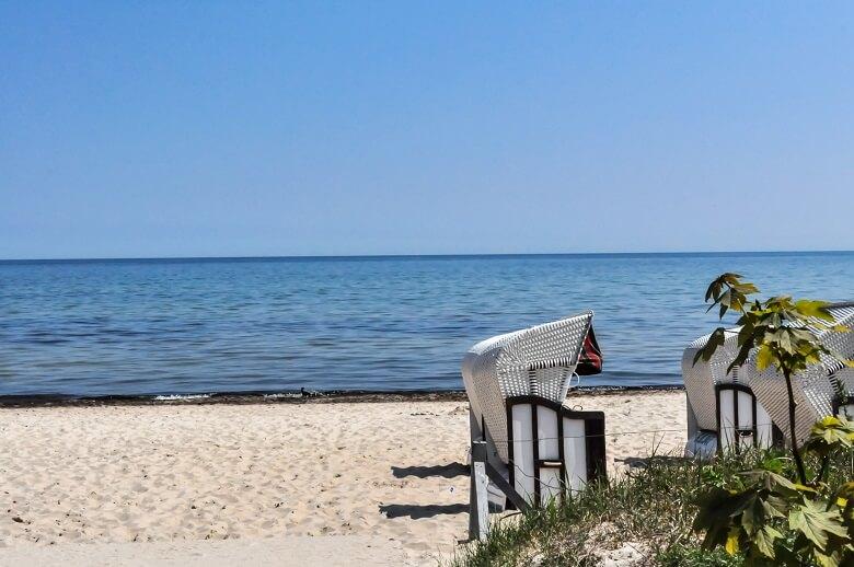 Ostseebad Sellin auf der Insel Rügen