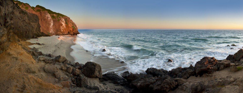 Point Dume in Kalifornien, USA