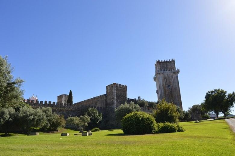 Das verträumte Beja in Portugal