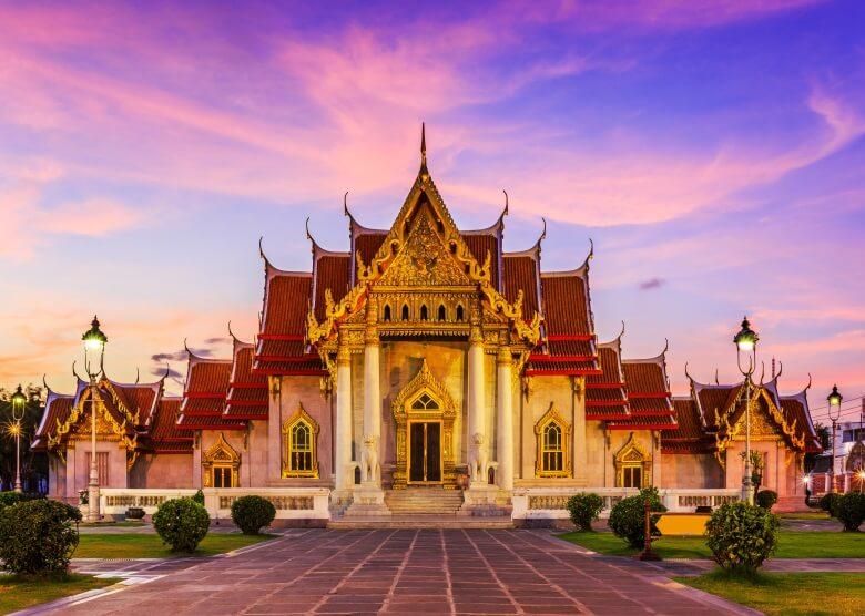 Tempel des Königspalasts