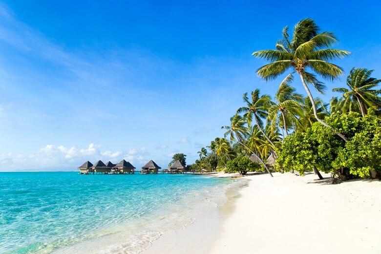 Die Traumstrände der Malediven