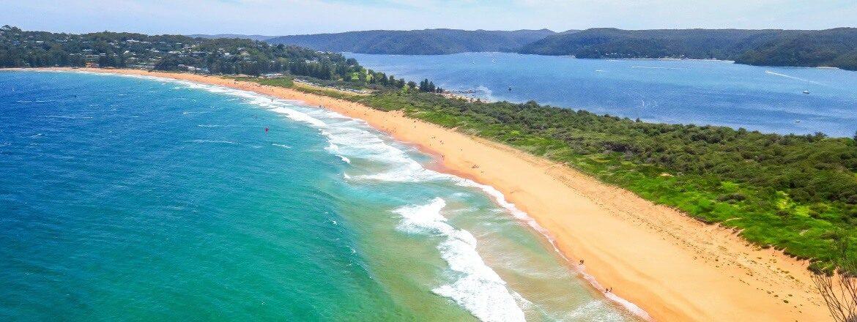 Der Palm Beach zählt zu den schönsten Stränden Sydneys