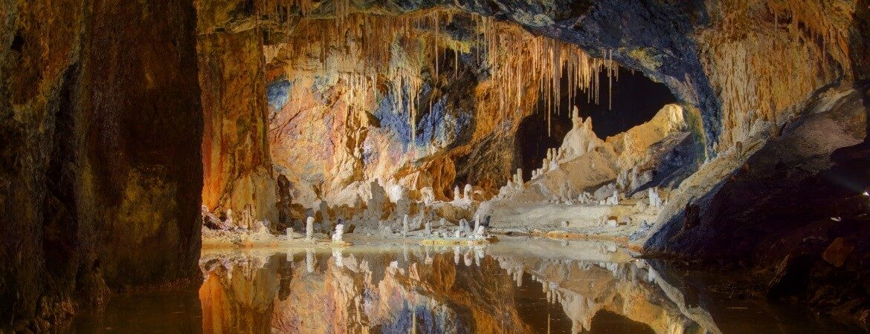 Die schönsten Höhlen in Deutschland