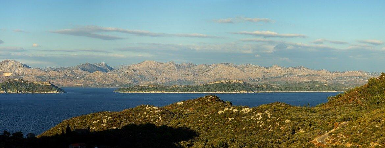 Elaphitische Inseln auf Kroatien