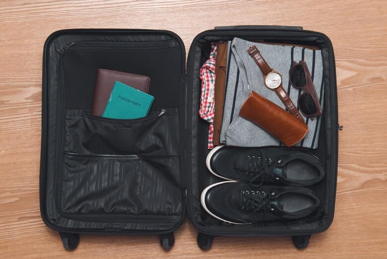 gute koffer so finden sie das richtige gep ckst ck reisewelt. Black Bedroom Furniture Sets. Home Design Ideas