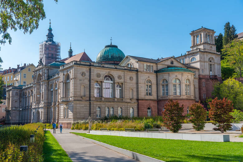 Friedrichsbad in Baden-Baden