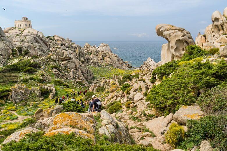 Sardinien ist ein Paradies für Wanderer