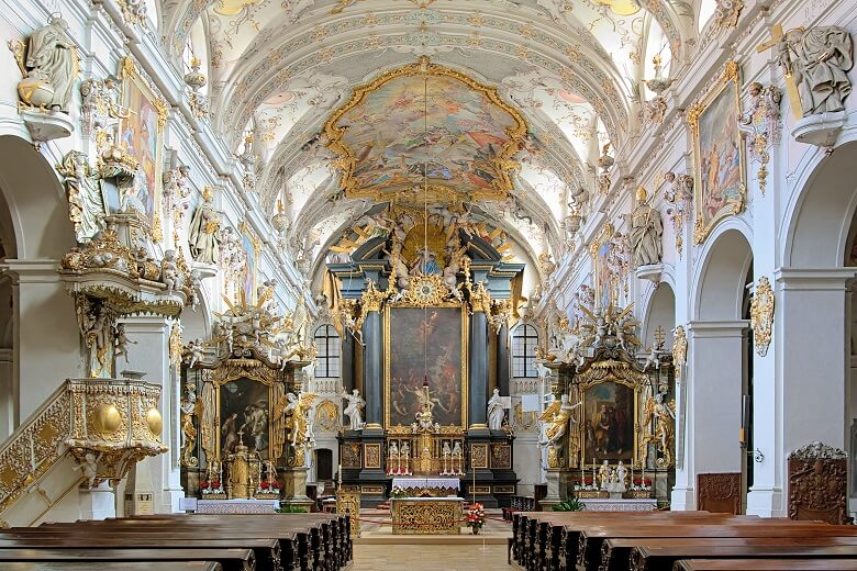 Kloster Emmeram in Regensburg
