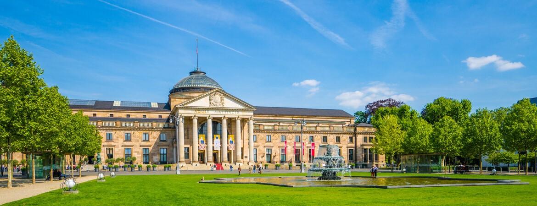 Kurhaus in Wiesbaden