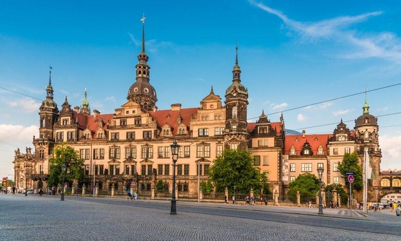 Residenzschloss von Dresden