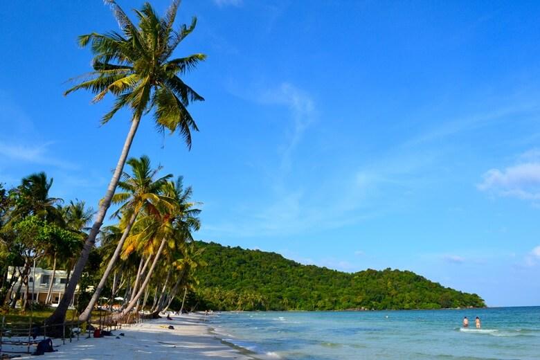Sao Beach auf der vietnamesischen Insel Phu Quoc