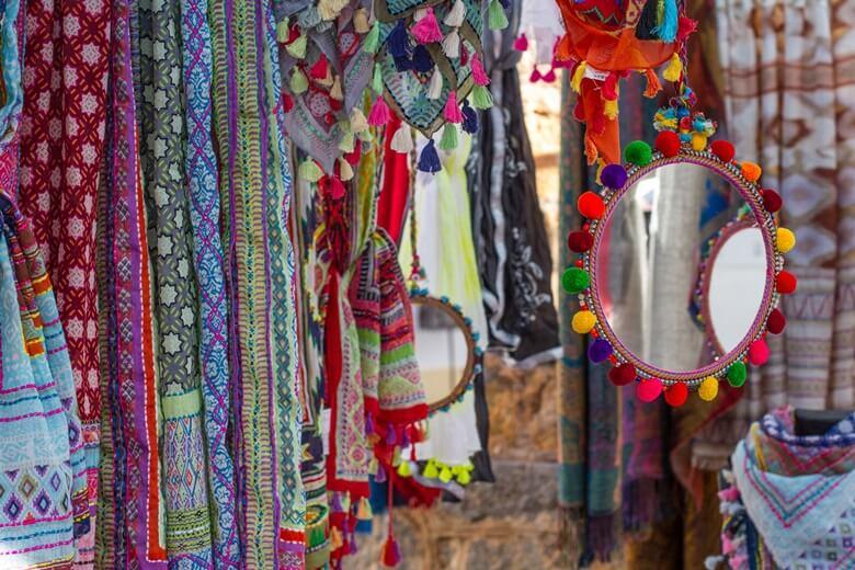 Ibiza mit Kindern: die Hippie-Märkte