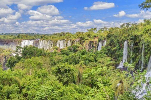 Die schönsten Südmamerika-Sehenswürdigkeiten