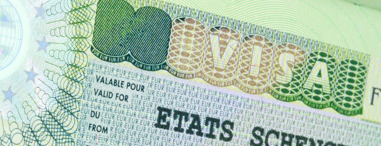 Visum für den Schengen-Raum