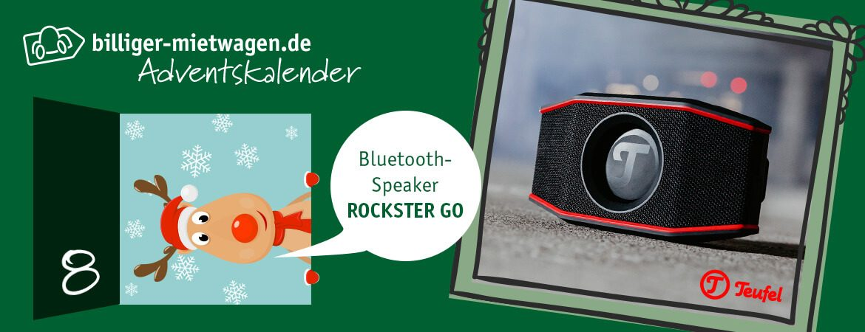 Adventskalender 2018 von billiger-mietwagen.de: 8. Türchen | Reisewelt