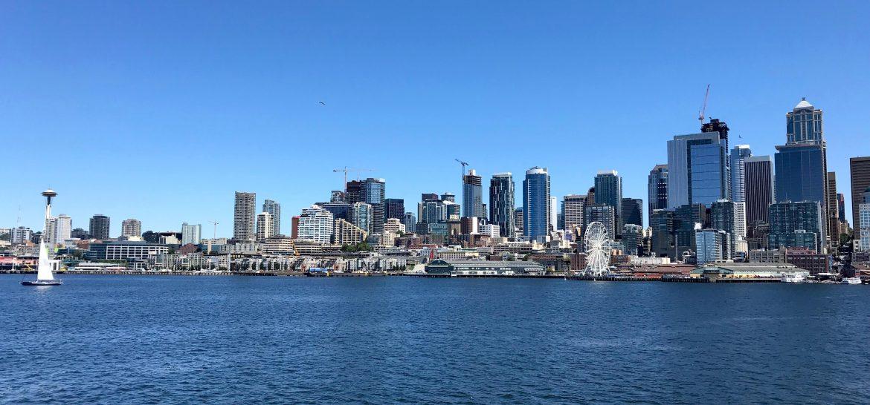 Seattle, Nordwesten der USA
