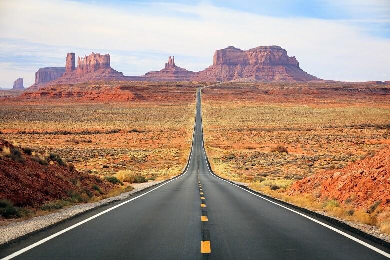 Monument Valley im Westen der USA