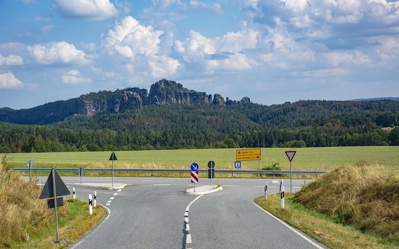 Sächsische Schweiz mit dem Auto erkunden