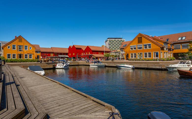 Kristianssand in Norwegen