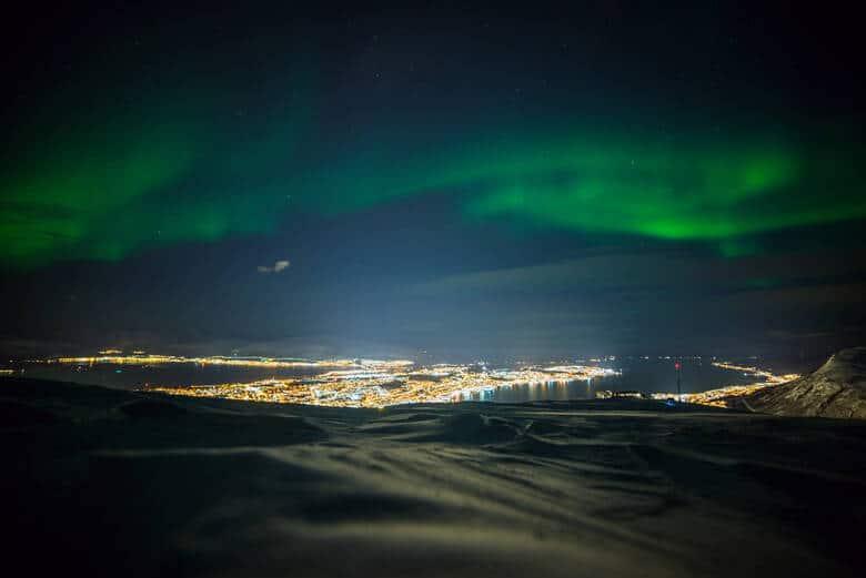 Tromsø Nordlicht