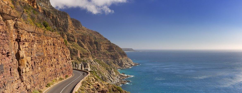 Chapman's Peak Drive in Südafrika