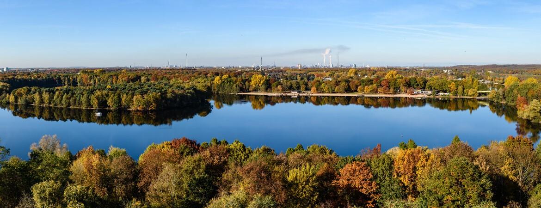 Sechs-Seen-Platte in Duisburg