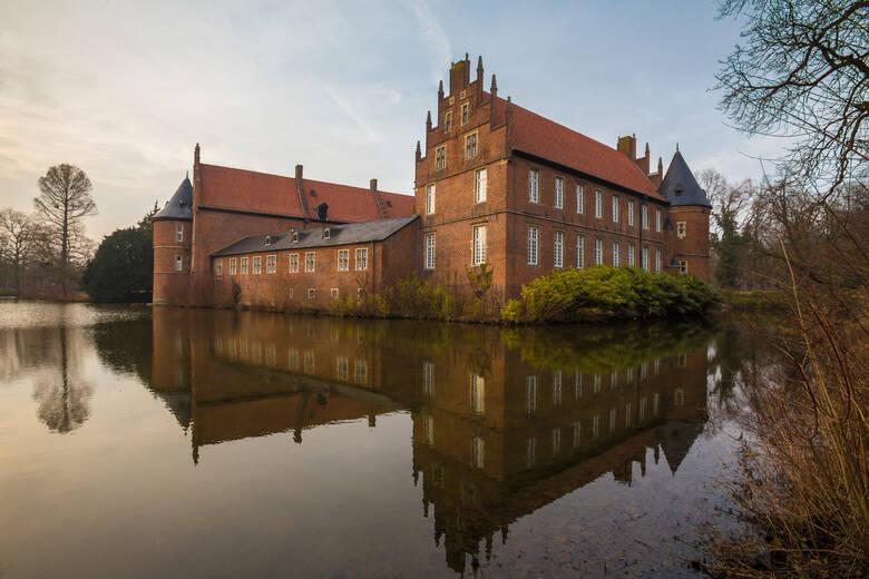 Ausflugsziel Wasserschloss Herten im Ruhrgebiet
